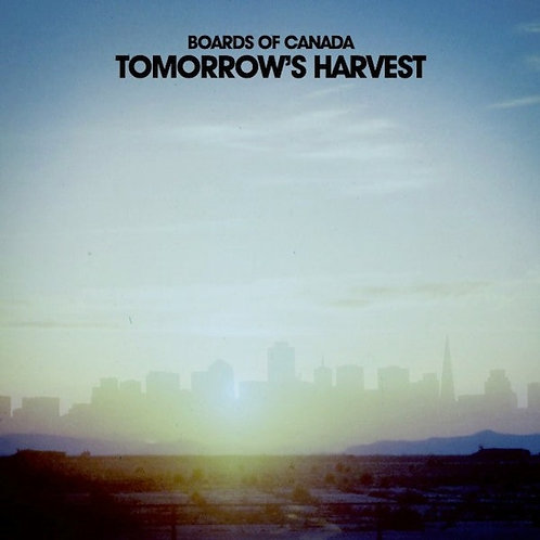 Boards Of Canada ‎– Tomorrow's Harvest 2xlp
