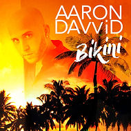 Bikini - Aaron David Album Cover