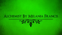 alchemist Blend original BY Melania FRancis AUTHEUR®