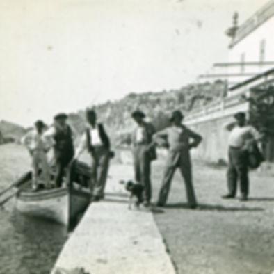 port miou retour de peche le 16.04.1900