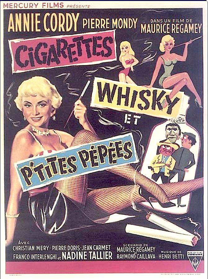 Cigarettes Whisky P'tites Pépées