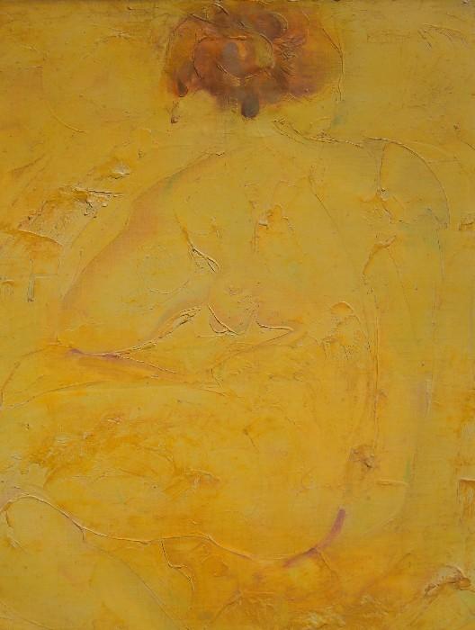 Nu jaune, Lisa 1972