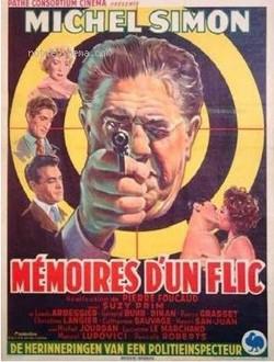 Mémoires d'un flic 1955