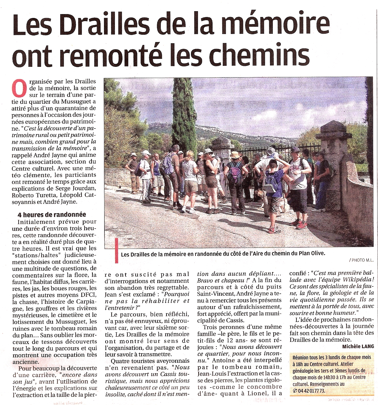 La Provence 04-10-2014