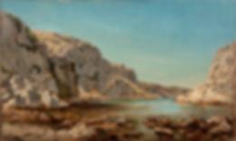 ponson fond Port-Miou HSC 38x62 Leclere