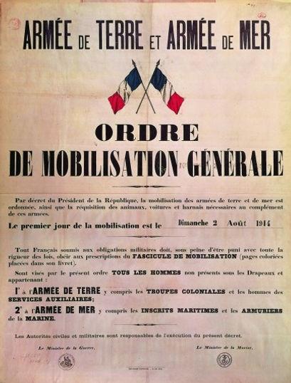 1914-1918 Histoire