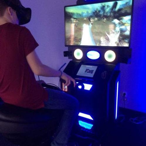 virtuális szimulátor bérlés