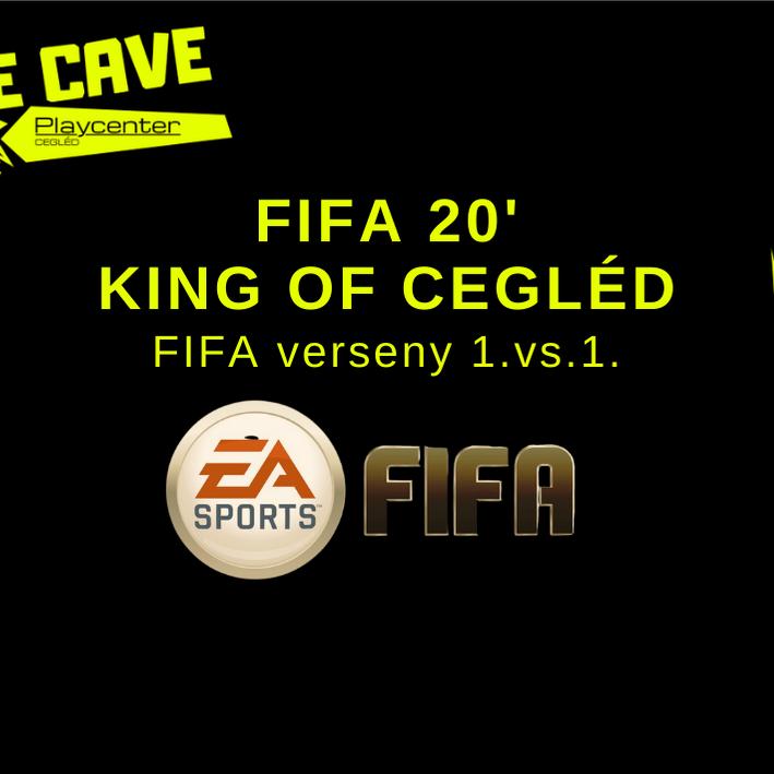 FIFA 20' King of Cegléd | FIFA bajnokság 1vs1