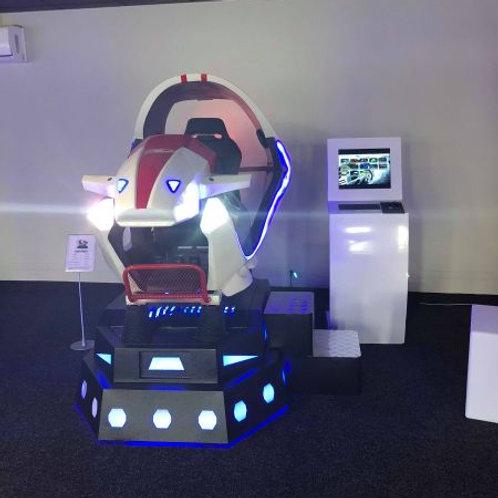 virtuális szórakoztatás rendezvényre