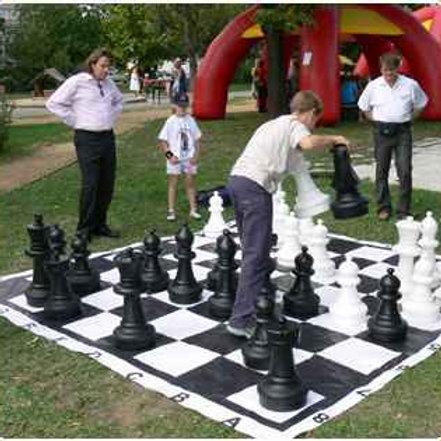 óriás sakk bérlés