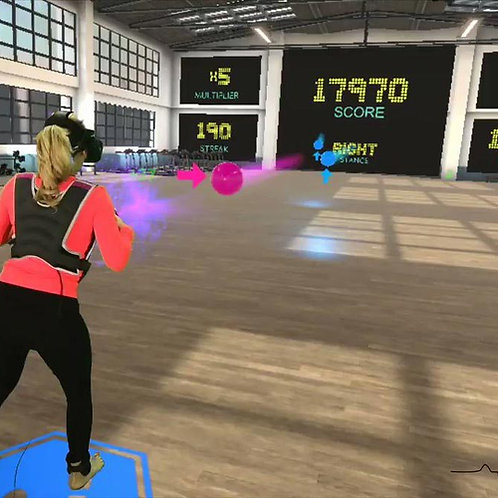 VR SPORT | VR STAND
