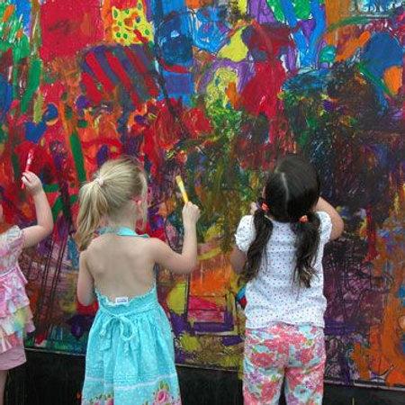kreatív gyerekprogramok