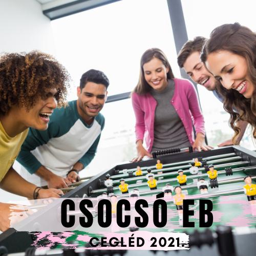 Csocsó EB | Cegléd 2021.