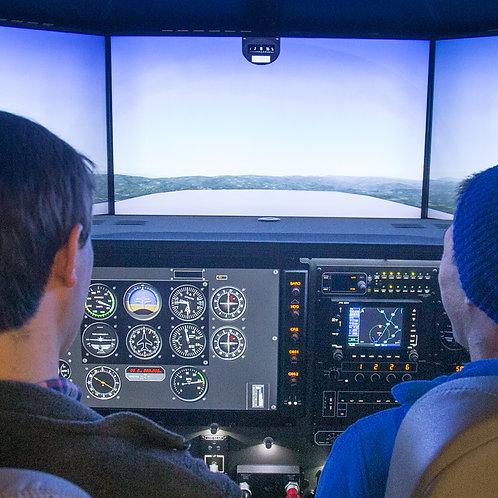 repülőgép szimulátor rendezvényekre