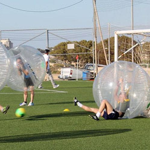Bubborék foci rendezvényre