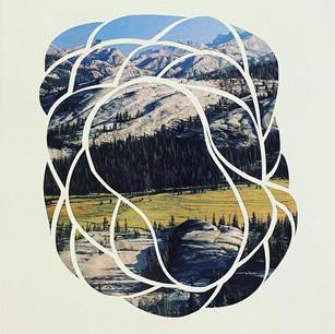 Mountain Scissor Meditation, 2021