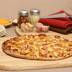 Cordon Chicken Pizza
