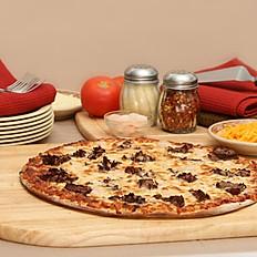Steak & Mushroom Pizza