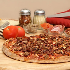 Four Meat Classic Pizza