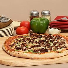 Philly Steak Supreme Pizza