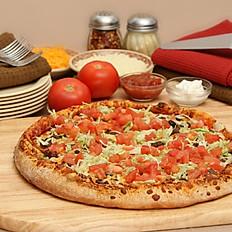 Texas Taco Pizza