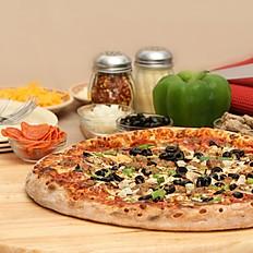 Deluxe Supreme Pizza