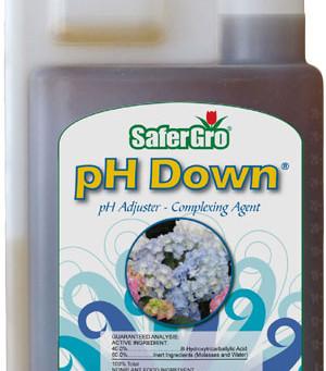Understanding water pH in hydroponics