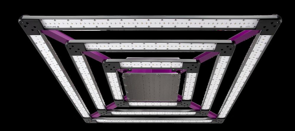 Kind LED's grow lights