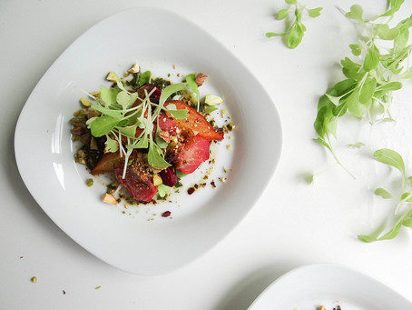 Microgreens recipes for the week