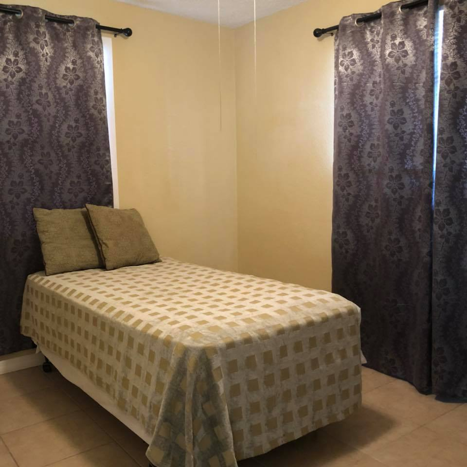 Halfway House Single Room