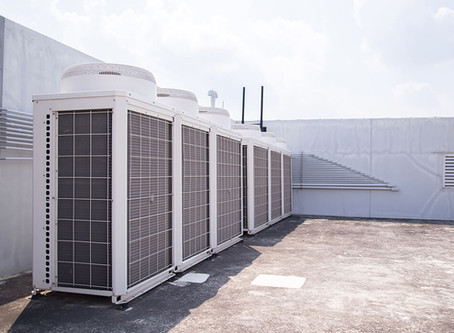 3 benefits from changing your AHU to a newer one with better SEER rating
