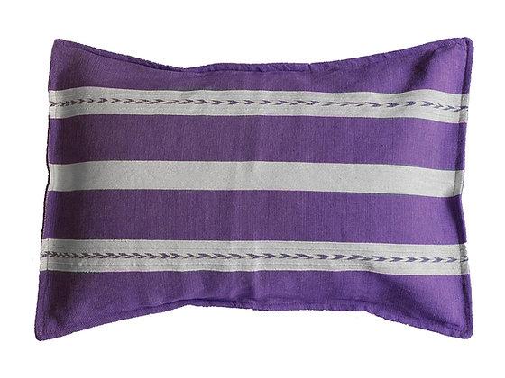Pillow case purple