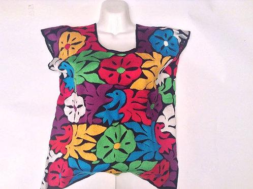 Blusa Tuxtepec Completa