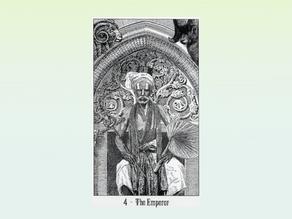 Tarocchi psicomagici: l'Imperatore. Stabilità nella materia