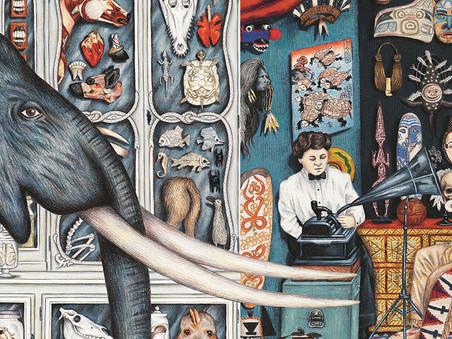Wunderkammer, o la curiosità in una stanza
