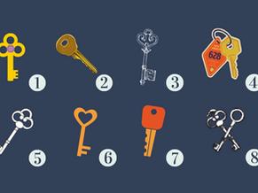 Scegli una di queste chiavi magiche per rompere la tua routine