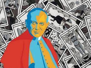 """[VIDEO] Tarocchi e Vaticano, le """"arcane"""" letture di Giovanni Paolo II"""