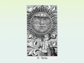 Tarocchi psicomagici: il Sole. Calore paterno.