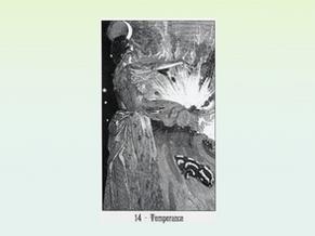 Tarocchi psicomagici: la Temperanza. La giusta misura.