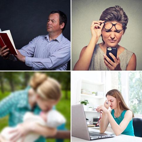 Myopie hypermétropie presbytie astigmatisme