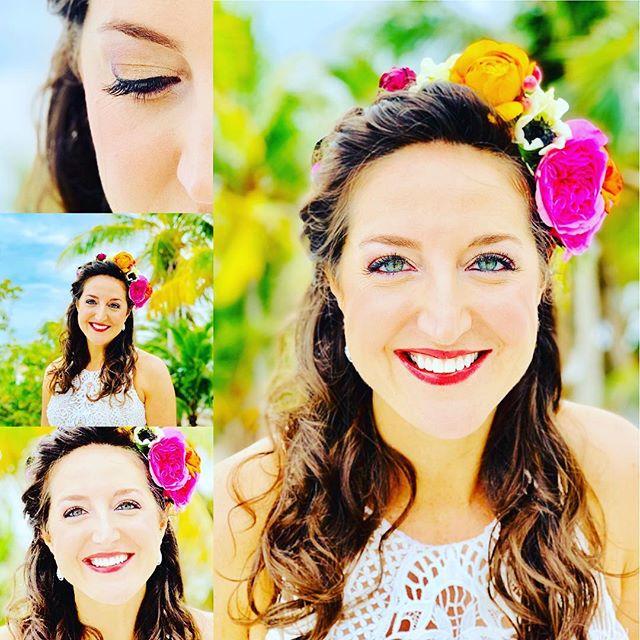 Beautiful Erin wedding day