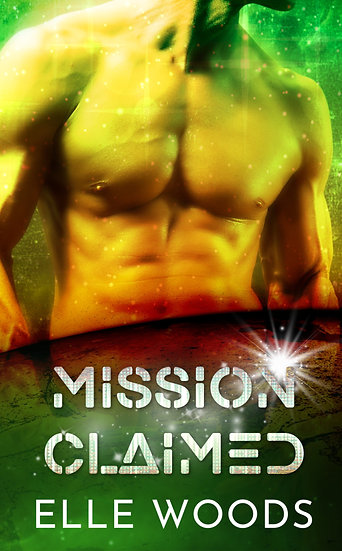 Mission Claimed - Pre Made Cover