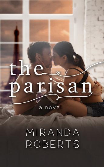The Parisian Pre-Made Cover