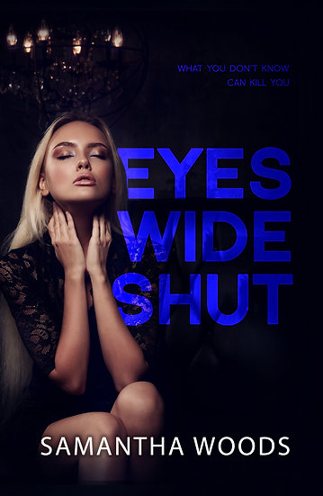 Eyes Wide Shut Pre-Made Cover