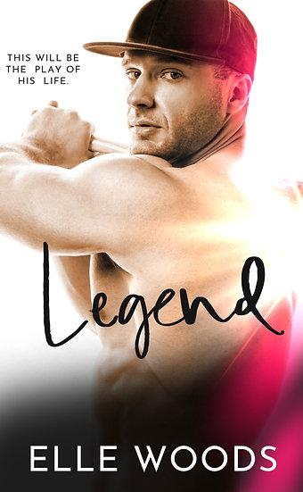 Legend - Pre Made Cover