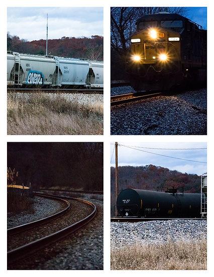 Tain on Tracks (Non-Exclusive License)