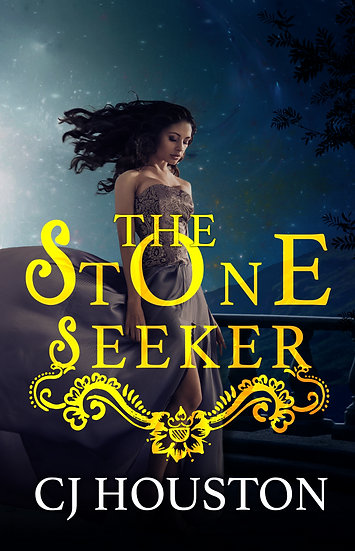 The Stone Seeker Pre-Made Cover