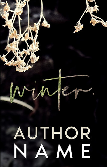Winter - Pre Made Cover