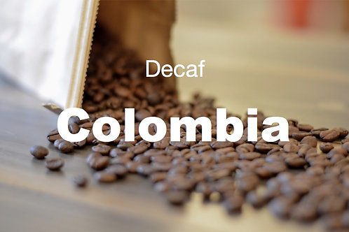 Wholesale Decaf Colombia (Swiss Water Process) Mujer Risaralda, Colombia