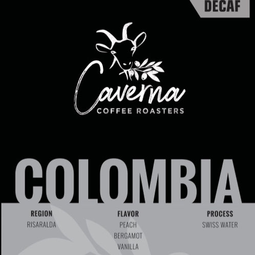 Decaf Colombia (The Rec)
